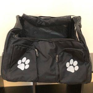 Handbags - Dog travel bag with cushion